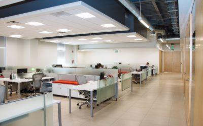 Czystość biura, a wizerunek firmy.